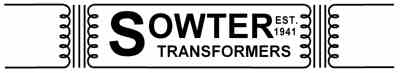 Sowter audio transformers