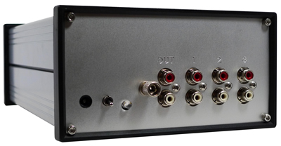 Anthony Crocker TVC Attenuator kit back