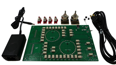 Anthony Crocker TVC Attenuator kit