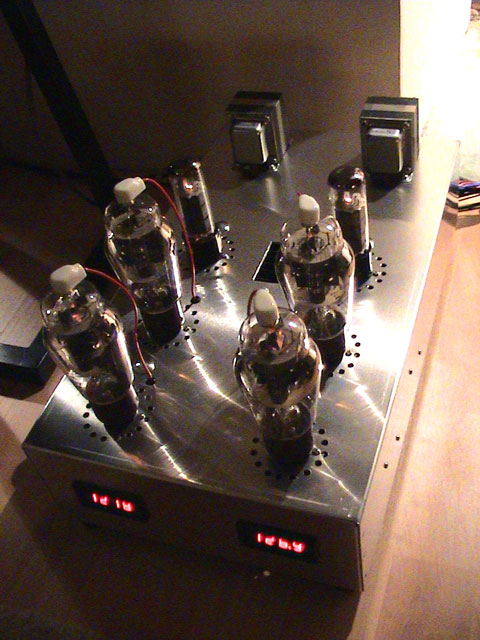 Sowter 8995 transformers in audio amplifier