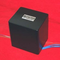 Sowter Audio Transformers Encapsulated package for power transformers