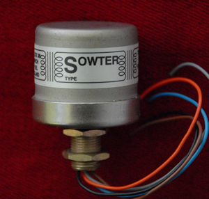 Sowter 3603 style3 threaded grommet