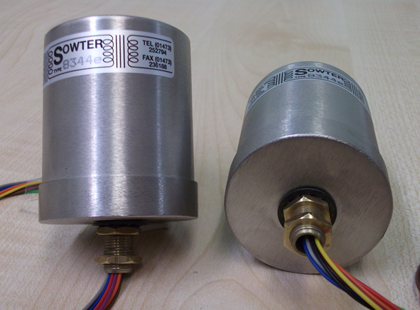 Can with grommet for Drip Electronics Pultec PCB